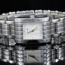 Boucheron new Quartz 18mm Steel
