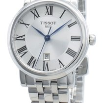 Tissot Women's watch Carson 30mm Quartz new Watch with original box and original papers