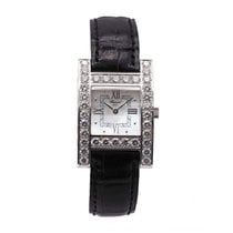 Chopard White gold Your Hour 31mm pre-owned
