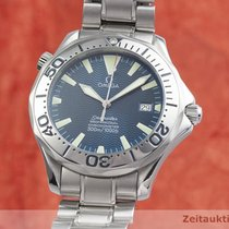 Omega Seamaster Diver 300 M Steel 41.5mm Blue