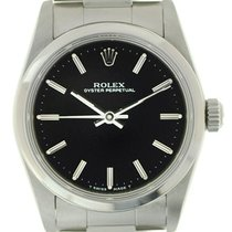 Rolex Oyster Perpetual 31 Steel 31mm Black