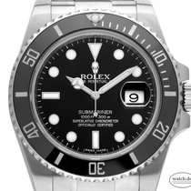 Rolex Submariner Date 116610LN 2013 neu