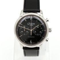 Glashütte Original Sixties Chronograph Acier 42mm Noir