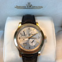 Jaeger-LeCoultre Master Eight Days Rose gold Silver