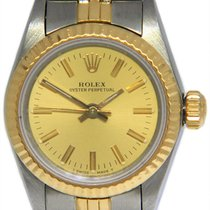 Rolex 67193 Very good Gold/Steel 26mm Automatic