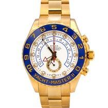 Rolex Yacht-Master II Ref.#116688, 18k Yellow Gold,  12m Warranty
