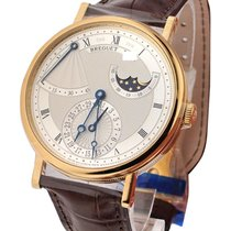 Breguet 7137BA/11/9V6 Classique Moonphase 7137ba - Yellow Gold...