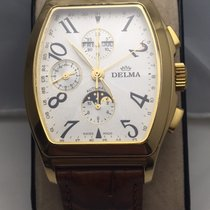 Delma Yellow gold 41mm Automatic 867.440 pre-owned