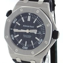 Audemars Piguet Royal Oak Offshore Diver 15701ST.OO.A002CA.01 pre-owned