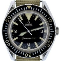Omega Seamaster 300 Big Triangle