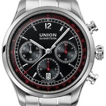 Union Glashütte Belisar Chronograph D009.427.11.057.00 new