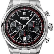 Union Glashütte Belisar Chronograph D009.427.11.057.00 new