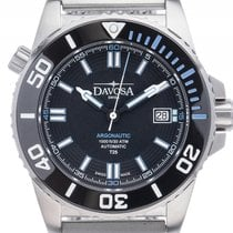 Davosa Steel 42mm Automatic 161.520.40 new