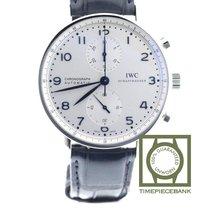 IWC IW371446 Acier 2020 Portuguese Chronograph 40.9mm nouveau
