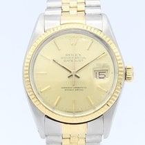 Rolex Oyster Perpetual Datejust Automatic Steel-Gold 16013