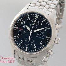 IWC Fliegeruhr/Spitfire Chronograph Edelstahl - Automatik