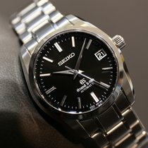 Seiko Grand seiko sbgr053 new with stickers and official stamp...