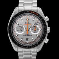 Omega Speedmaster Master Chronometer Chronograph Grey Steel...
