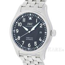 IWC Pilot's Watch Mark XVIII Stainless Steel 40MM