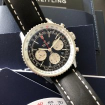 Breitling Navitimer 1 B01 Chronograph 43 Stahl 43mm Schweiz, Pfäffikon/SZ