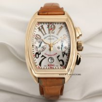 Franck Muller Yellow gold Automatic 39mm 2000 Conquistador