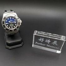 勞力士 Sea-Dweller Deepsea 鋼 44mm 藍色 香港, Kowloon