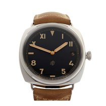 Panerai Radiomir 3 Days 47mm Steel 47mm Black United Kingdom, Bishop's Stortford