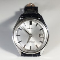 Seiko 36mm Automatic 1960 pre-owned Silver