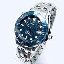 Omega 2561.80.00 Stahl 2002 Seamaster Diver 300 M 36mm gebraucht