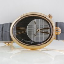 Breguet Reine de Naples Rose gold 35mm Black United States of America, New Jersey, Englewood