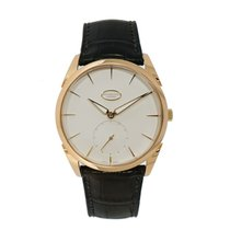 Parmigiani Fleurier Tonda Rose gold 39mm White No numerals United States of America, Connecticut, Greenwich