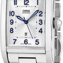 欧瑞斯女士手表长方形自动新手表原装盒子