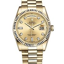 Rolex Day-Date 36 Yellow gold 36mm Champagne United States of America, Florida, Sunny Isles Beach