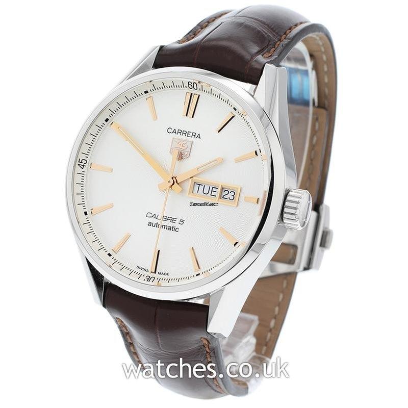 Μεταχειρισμένα ρολόγια TAG Heuer Carrera Calibre 5  1d131c9ac19