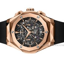 Hublot Classic Fusion Aerofusion Yellow gold 45mm Transparent No numerals United States of America, Florida, Aventura