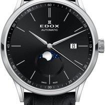 Edox Acero 42mm 80500 3 NIN nuevo