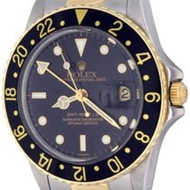Rolex 16753 Steel GMT-Master 41mm pre-owned United States of America, Texas, Dallas