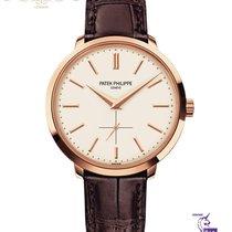 Patek Philippe Calatrava 5123R-001 Very good Rose gold 38mm Manual winding