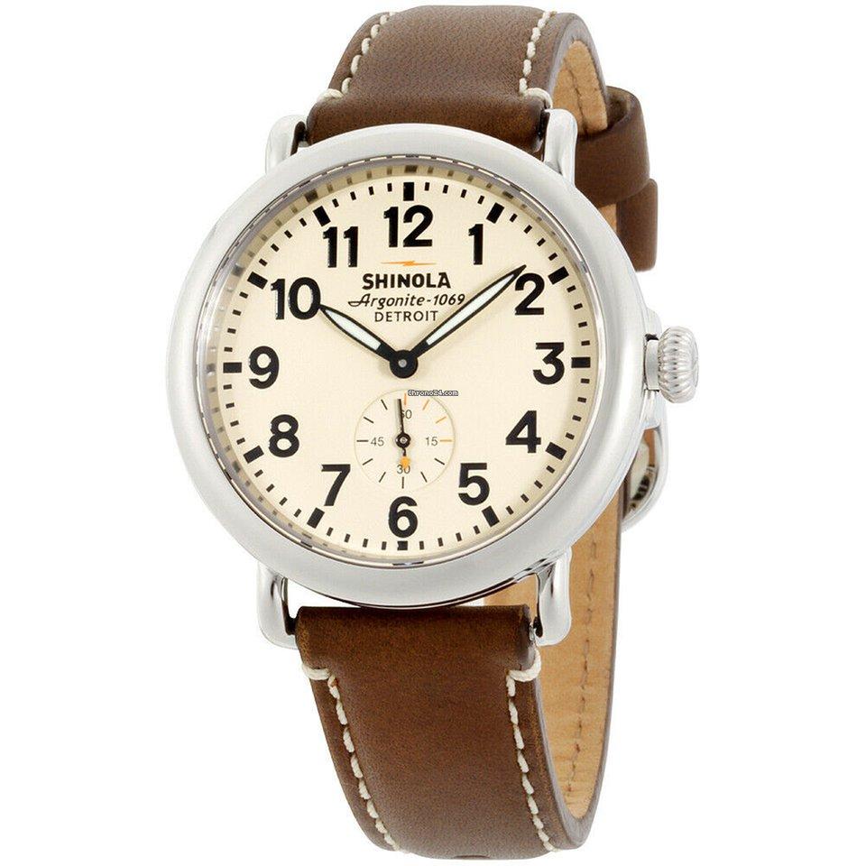 23696bb33 Shinola watches - all prices for Shinola watches on Chrono24