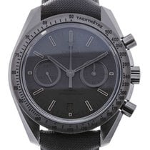 歐米茄 Speedmaster Professional Moonwatch 陶瓷 黑色 無數字
