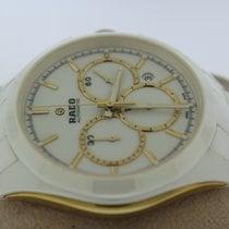 Rado HyperChrome Chronograph Ceramic 45mm White No numerals United States of America, New York, New York