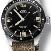 Oris Divers Sixty Five new 2019 Automatic Watch with original box and original papers 01 733 7707 4064-07 5 20 22