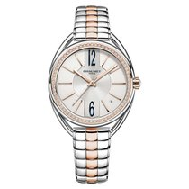 Chaumet Liens Gold/Steel 33mm Silver