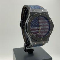 Hublot Classic Fusion 45, 42, 38, 33 mm gebraucht 45mm Schwarz Textil