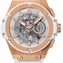 Hublot King Power nieuw Automatisch Horloge met originele doos en originele papieren 701.OE.0128.GR.1704