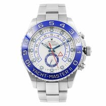 Rolex Yacht-Master II 116680 2017 pre-owned