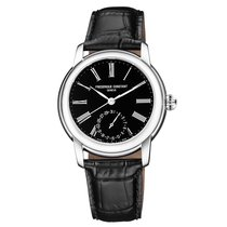 Frederique Constant Manufacture Classic 42mm Black Roman numerals United States of America, New Jersey, Somerset