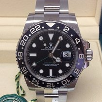 Rolex GMT-Master II 116710LN 2017 подержанные