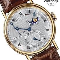 Breguet Classique Yellow gold 39mm Silver Roman numerals United States of America, Florida, North Miami Beach