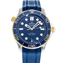 Omega Seamaster Diver 300 M Steel 42mm Blue United States of America, Georgia, Atlanta